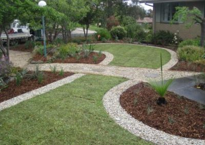 Clever Landscaping Solutions Canberra - native garden design canberra