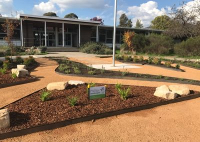 Landscaping for Majura Primary School